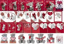 ME TO YOU VALENTINES DAY CARDS & GIFTS - VARIOUS DESIGNS TATTY TEDDY BEAR CARDS
