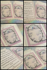 Hand made hand decorated ebay gift voucher sparkling gift company