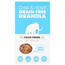 The Paleo Foods Co | Chia & Hemp Grain- Free Granola 340g