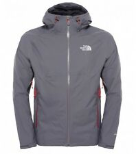 The North Face Stratos STRATOS HYVENT CHAQUETA Chaqueta Hombre Vanadis gris gris