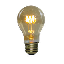 Edison E27 LED A19 Retro Bombilla 3w regulable decoración iluminación