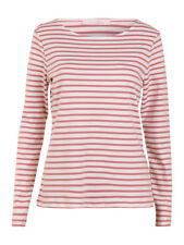 Tom Tailor Denim Damen Langarm-Shirt Striped Longsleeve