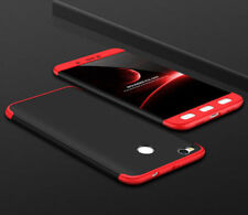 3 in1 Luxury Matte Finish Front & Back Hybrid Back Case Cover For XIAOMI REDMI 4
