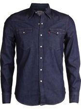 Levi's Homme Chemise Jean 65816 Barstow Western chemise