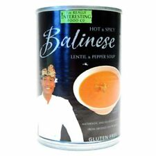 The Really Interesting Food Co | Balinese Lentil & Pepper Soup 400g