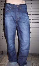Rocawear Vaqueros r00j9914e Loose Fit Modelo 855 Medio Azul NEW YORK LOS ANGELES