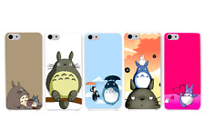 STUDIO GHIBLI My neighbour Totoro funda rígida - iPhone 5 / 5s / SE 6 / 6s 7 8
