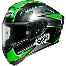 SHOEI X-SPIRIT 3 III LAVERTY Réplica TC4 DEPORTIVO CARRERAS EN RUTA