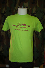 "T-shirt montagna ""A Man Said"""