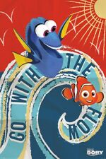 Maxi Poster 61 x 91,5 cm Finding Dory Go With The Flow