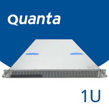 Cheap Rack 64GB RAM Cloud 2x Xeon Eight Core E5-2650 V2 2.60GHz 1U Quanta