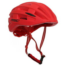 Casco MSC Road Inmold Safety Rojo