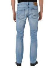 Cross Jeans Uomo Dylan - Regular Fit - Blu - blu usato