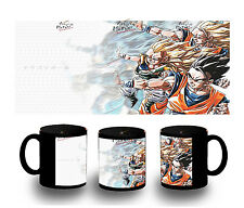 tazza NERA ONDA VITAL DRAGON BALL BLACK MUG tazza tasse es
