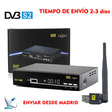 FTA V8 Super+Wifi DVB S2 Satellite Receiver Full HD DVR Support Youtube Bisskey