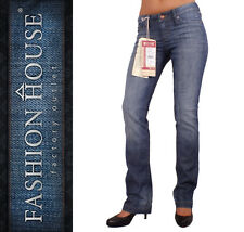 Mustang Angie Jeans Stretch, w25-to-w32 NUOVO uvp.84, €99 lunghezze L32/L34