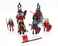 Playmobil wolfsruine LUPO Ritter CAVALIERE ESCLUSIVO SET Woolworth 3274 5785