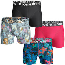 Bjorn Borg Mens 2018 BB Flower Shades Stretch Cotton Boxers 2 Pack 26% OFF RRP