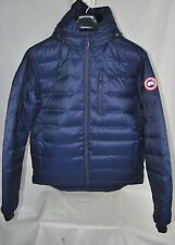 NEW CANADA GOOSE LODGE HOODY DOWN JACKET ADMIRAL S-XL DOWN AUTHENTIC FREE SHIP