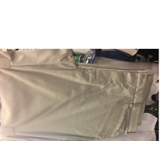 *NEW WITH TAGS* NIKE FLAT FRONT TROUSERS 452705  BEIGE  38/30