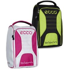 Ecco Golf Unisex Golf Shoe Bag Travel Zipped Tote Storage Pouch 9000431