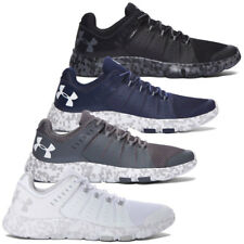 Under Armour Mens UA Micro G Limitless TR 2 SE Trainers Fitness Shoes - White