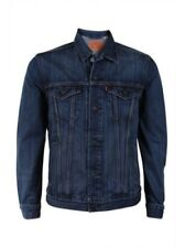 Levi's Uomo Giacca in jeans The Trucker Giacca - Regular Fit - Blu - The mensola
