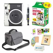 Fujifilm instax mini 90 instant film camera +instax film 20 sheets +Accessories