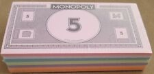 Monopoly Replacement Money New Sealed!