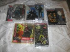 IRON MAIDEN LOT 5  SEALED NEW ACTION FIGURINE COLLECTION