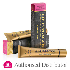 DERMACOL Make-Up Cover HIGH-COVERING Foundation 30g AUTHENTIC * BOX IMPERFECT *