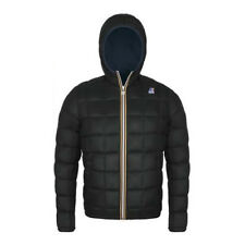 K-WAY Jacket Jacques Reversible Thermo - Black & Navy Blue