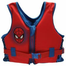 SPIDERMAN:FLOTATION SWIM VEST,2/3YR,4/5YR,NEW WITH TAGS