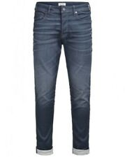 JACK & JONES JEANS UOMO JJITIM JJORIGINAL JJ 420 Lid slim fit - Blu