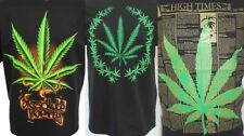 Weed Marijuana Cannabis Leaf 420 T-Shirt