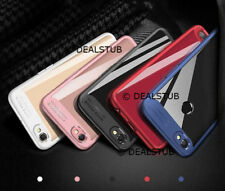Xiaomi Mi Y1 Auto Focus Slim Thin Clear Transparent Bumper Back Case TPU Cover
