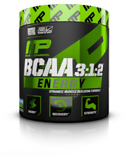 MusclePharm BCAA 3:1:2 ENERGY Sport Powder Recovery & Strength