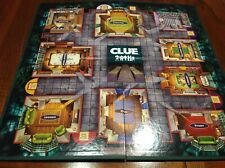 Various Clue game replacement parts, pieces electronic fx