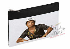 PORTATUTTO BRUNO MARS XXIV 24K MAGIC MUSIC NECESER ASTUCCIO toilet bag ES