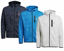 JACK & Jones Core Uomo sweat-shirt Giacca sportiva jcokeep Zip Hood Cappuccio