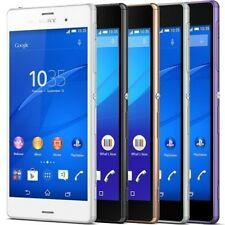 SONY XPERIA Z3 ANDROID LTE HD SMARTPHONE HANDY OHNE VERTRAG WLAN KAMERA NFC