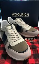WOOLRICH JOGGER SCARPE  UOMO FOOTWEAR SHOES W2002401 SHIPPED AT1035 GREEN 2018
