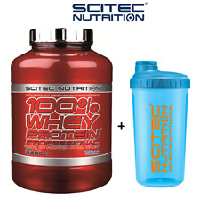 Scitec Nutrition 100% Whey Protein Professional 2350 g + SHAKER