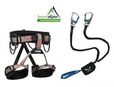 klettersteigset Salewa Via Ferrata Premium Attac + LACD START CINTURA