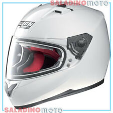 CASCO INTEGRALE MOTO NOLAN N64 SMART PURE WHITE 15