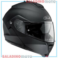 CASCO MODULARE APRIBILE HJC IS-MAX II RUBBERTONE FLAT NERO