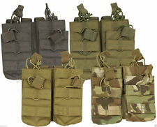 Viper Tactical Duo Double Mag Pouch Military Magazine MOLLE Airsoft Webbing Kit