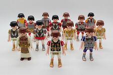PLAYMOBIL FIGURINES romain légionnaire Tribune Centurion de base special
