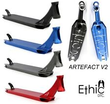ETHIC DTC Artefact V2 Scooter STUNT da barca Trottinette Freestyle MONOPATTINO