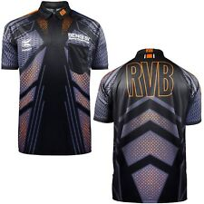Raymond van Barneveld Target Authentic Replica Dart Shirt RVB Barney XS to 5XL